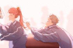 原来暗恋也是会过期的 我放下了最爱的他